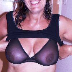 Large tits of my wife - sofi