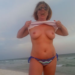 Vacation - Beach, Big Tits