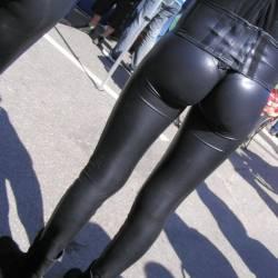 A neighbor's ass - Meinu