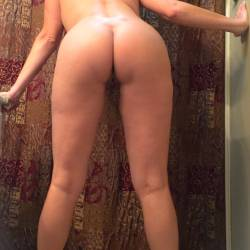 My wife's ass - Wife