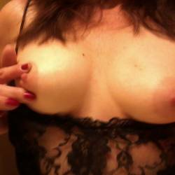 Small tits of my girlfriend - kara