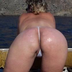 My wife's ass - Sara Enjoyes