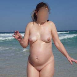 Beach Baby - Beach, Big Tits