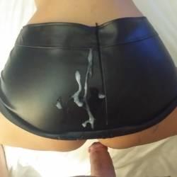 My wife's ass - Debbie
