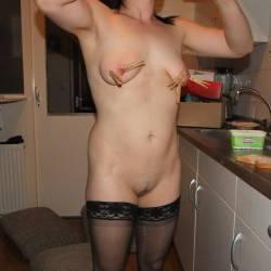 Horny Fuck Slut - Big Tits