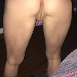 My girlfriend's ass - Jass