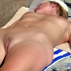 Nude On The Beach - Beach, Wife/Wives
