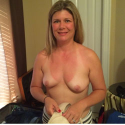 Naughty Housewife Part 2 - Big Tits