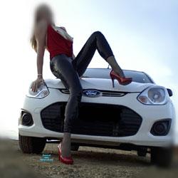 Get Your Motor Runnin' - High Heels Amateurs