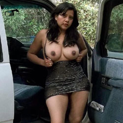 Natural - Big Tits, Brunette