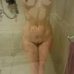 Medium tits of my wife - Sexyb