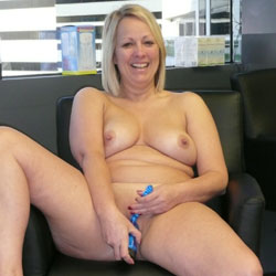 Any Which Way You Want To - Big Tits, Blonde