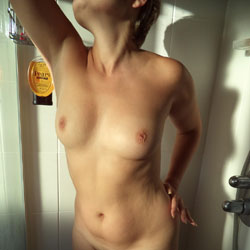 Shower Time - Part 2 - Medium Tits