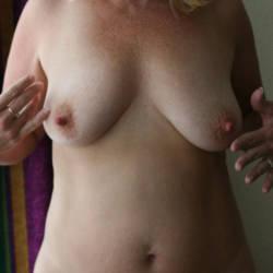 My medium tits - KristenD