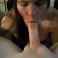 Vixen_Eve Going For It - Tattoos, Cumshot, Brunette, Blowjob