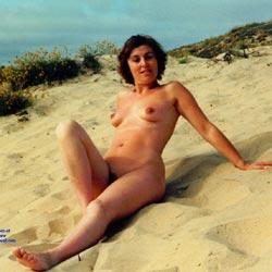 South Of France - Medium Tits, Bush Or Hairy