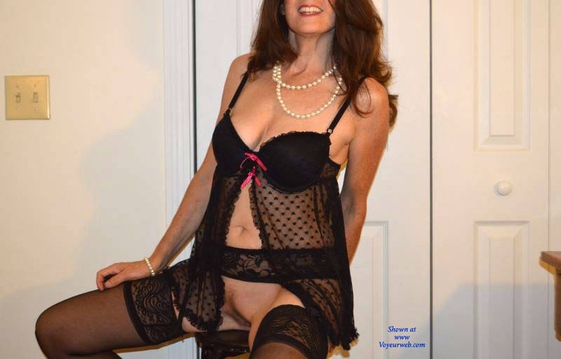 Pic #1 - Zeena Is Hot and Sexy - Big Tits, Brunette Hair, Heels, Sexy Lingerie , Sexy Amateur, Lingerie, Horny Girlfriend, Nude Pics, Hourglass Figure