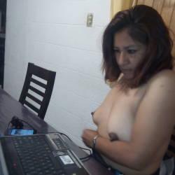 My very small tits - betty
