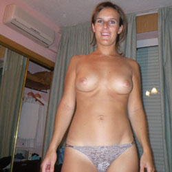 Hotel Room Fun - Big Tits