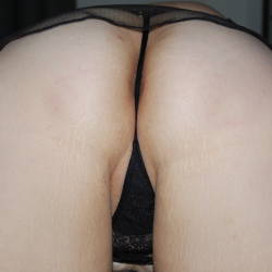 My wife's ass - Michelle