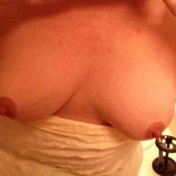 Small tits of my girlfriend - missy