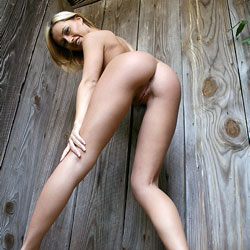 Naked Blonde In Red Heels - Blonde Hair, Heels, Indoors, Hot Girl, Pussy From Behind, Sexy Ass, Sexy Body, Sexy Face, Sexy Figure, Sexy Girl, Sexy Legs, Sexy Woman