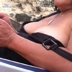 Wife At Beach - Big Tits, Wife/Wives