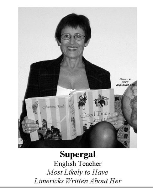 Pic #1 - Yb  Supergal, The English Teacher