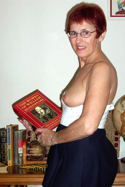 Pic #4 - Yb  Supergal, The English Teacher