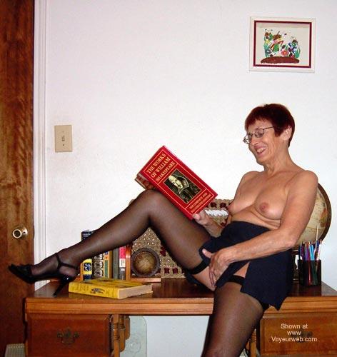 Pic #7 - Yb  Supergal, The English Teacher