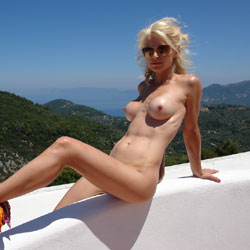 Busty Blonde Girl Wearing Sunglasses - Big Tits, Blonde Hair, Exposed In Public, Firm Tits, Full Nude, Heels, Huge Tits, Nude Outdoors, Perfect Tits, Showing Tits, Sunglasses, Hot Girl, Naked Girl, Sexy Body, Sexy Boobs, Sexy Face, Sexy Girl, Sexy Legs, Sexy Woman