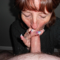 Birthday Present - Blowjob, Penetration Or Hardcore