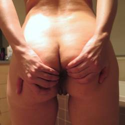 My wife's ass - HtWifey