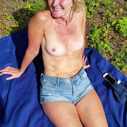Summer Fun - Natural Tits, Wife/Wives