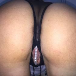 My girlfriend's ass - Tina