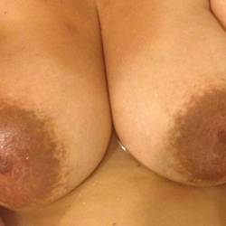 Very large tits of my wife - Eve76