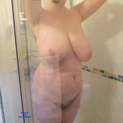 Fresh From The Shower - Big Tits