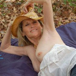 Camping Fun - Big Tits