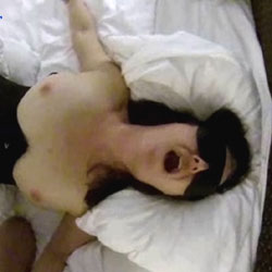 Bed Time Rock And Roll - Big Tits, Brunette, Lingerie