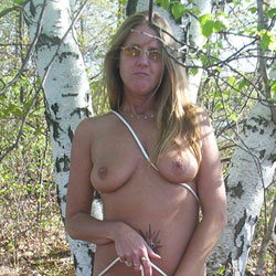Long Legs - Big Tits, Blowjob, Nature