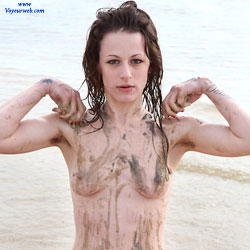 Sandy Body On The Beach - Brunette Hair, Exposed In Public, Full Frontal Nudity, Full Nude, Naked Outdoors, Nude In Nature, Showing Tits, Spread Legs, Beach Pussy, Beach Tits, Beach Voyeur, Sexy Body, Sexy Face, Sexy Figure, Sexy Legs