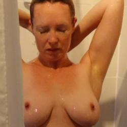 Large tits of my wife - jenny x