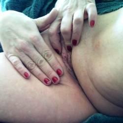My girlfriend's ass - Anne