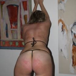 My ex-girlfriend's ass - claudi