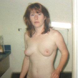Redheaded Milf - Lingerie, Redhead