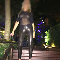 Elena In Vacanza - Elena At Holidays - Public Exhibitionist, Public Place, See Through