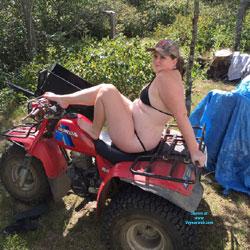 Naked Up North - Bikini Voyeur