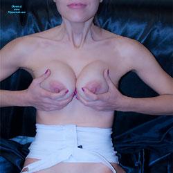 Valentina Playing Playboy - Big Tits