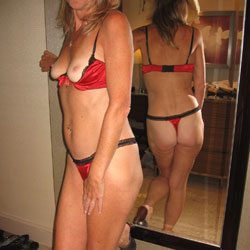 Hot Milf Hotel Room Part 2 - Lingerie