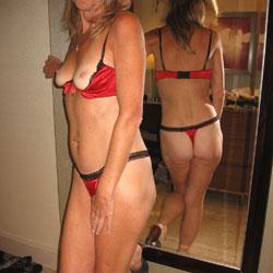 Hot Milf Hotel Room Part 2 - Lingerie